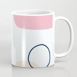 Going to be happy - on white backgroung Coffee Mug