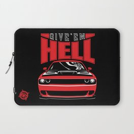 Give'em Hell Laptop Sleeve