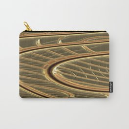 modern metalArt Carry-All Pouch