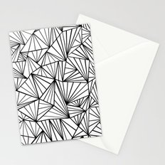 Ab Fan #2 White Stationery Cards