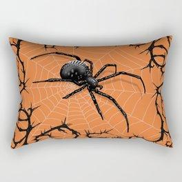 Briar Web- Halloween Rectangular Pillow