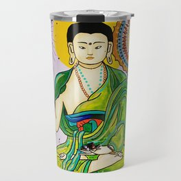 Buddha Freedom Nirvana Travel Mug