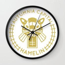 Hamelin (Ni no Kuni) Wall Clock
