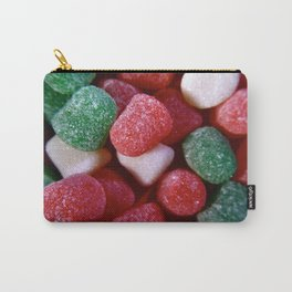 Christmas Spice Drop Candy Carry-All Pouch