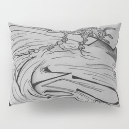 Molten Hour Pillow Sham