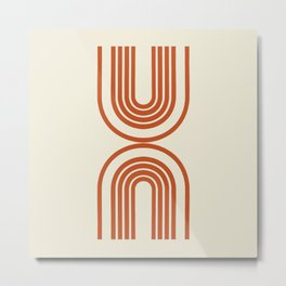 Magical Archs Metal Print