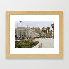 Shutters Framed Art Print