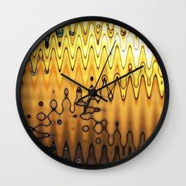 Vidriedas Abstract Wall Clock