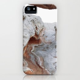 White Rock Formation iPhone Case