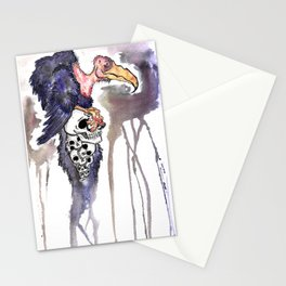Pastor Of Death Stationery Cards