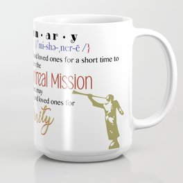 LDS Canada Montreal Mission Coffee Mug