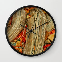 After the flood Wall Clock