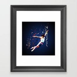 Fanfare for Nureyev Framed Art Print