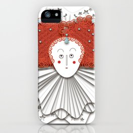 Pretty Girl iPhone Case