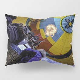 Hot Air Balloon Pillow Sham