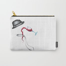 More Wine Please Carry-All Pouch