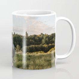 Horse and Foal Coffee Mug