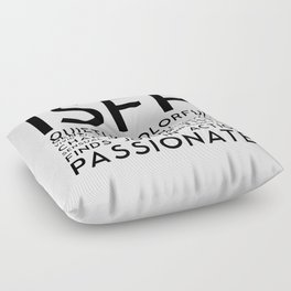 ISFP Floor Pillow