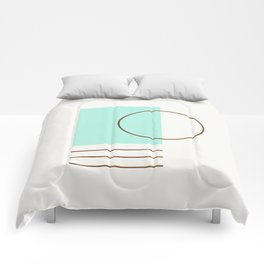 Balm 04 // ABSTRACT GEOMETRY MINIMALIST ILLUSTRATION by Comforters