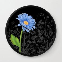 Gerbera Daisy #1 Wall Clock