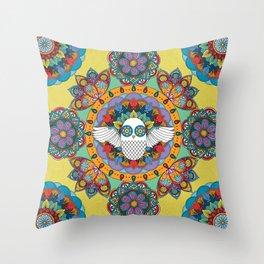 Mandowla Throw Pillow