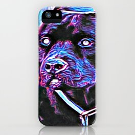 Pit Bull Models: Khan 02-03 iPhone Case