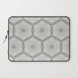 Pencil honeycomb Laptop Sleeve