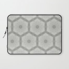 Pencil honeycomb Laptop Sleeve