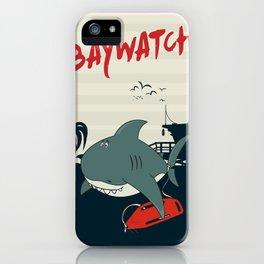 Baywatch  iPhone Case