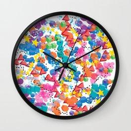 PRISM HEAVEN Wall Clock
