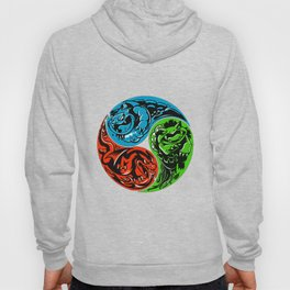 POKéMON STARTER: THREE ELEMENTS Hoody