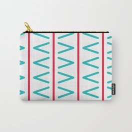 Geometric bright design Carry-All Pouch