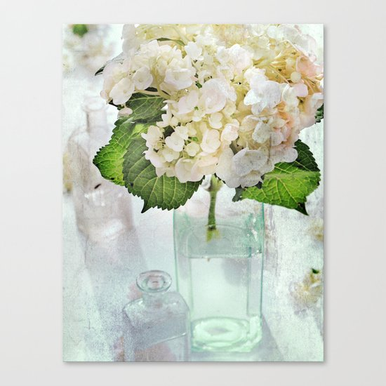 Whitish Canvas Print