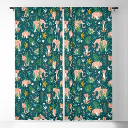 Endangered Wilderness Blackout Curtain