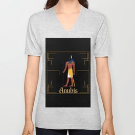 Anubis Unisex V-Neck