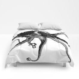 Cosmic Octopus Comforters