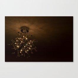 Lightfilled Canvas Canvas Print