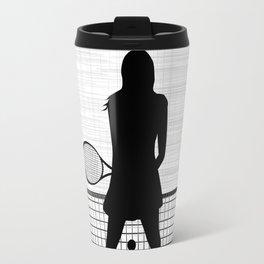 Tennis Ace Travel Mug