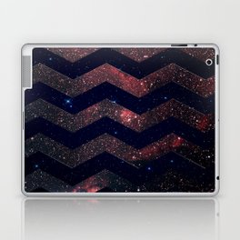 Chevron Sky Laptop & iPad Skin