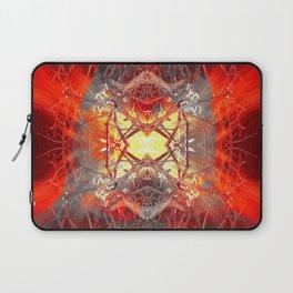 Spontaneous human combustion Laptop Sleeve