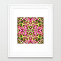 persian Framed Art Prints featuring Persian 2 by Glanoramay