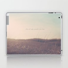 Summer Not All Who Wander Are Lost  Laptop & iPad Skin