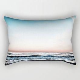 Cool Crushing Waves Rectangular Pillow