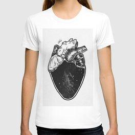 Inside your heart. T-shirt