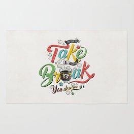Take A Break Rug