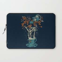 Tea House Laptop Sleeve