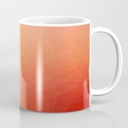 Red flakes. Copos rojos. Flocons rouges. Rote Flocken. Красные хлопья. Coffee Mug