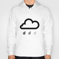 cloud Hoodies featuring Cloud :) by Etiquette
