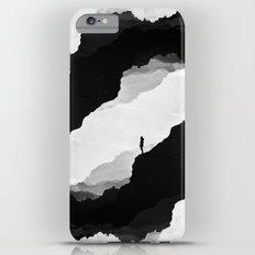 White Isolation iPhone 6s Plus Slim Case