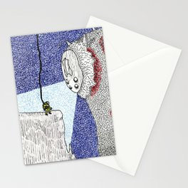 A Startling Expedition Stationery Cards